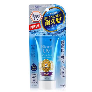 Biore-碧柔水润轻薄户外防晒乳霜